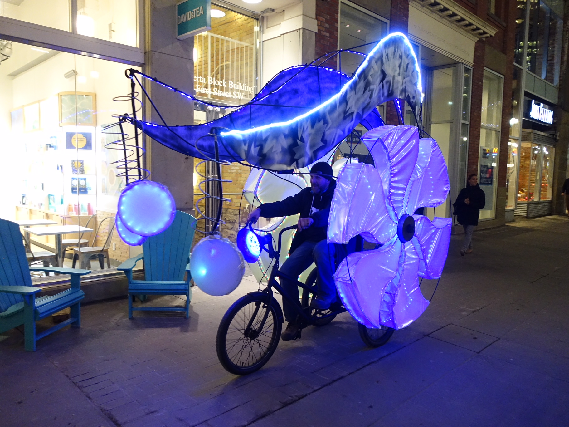 Night Rider, Calgary
