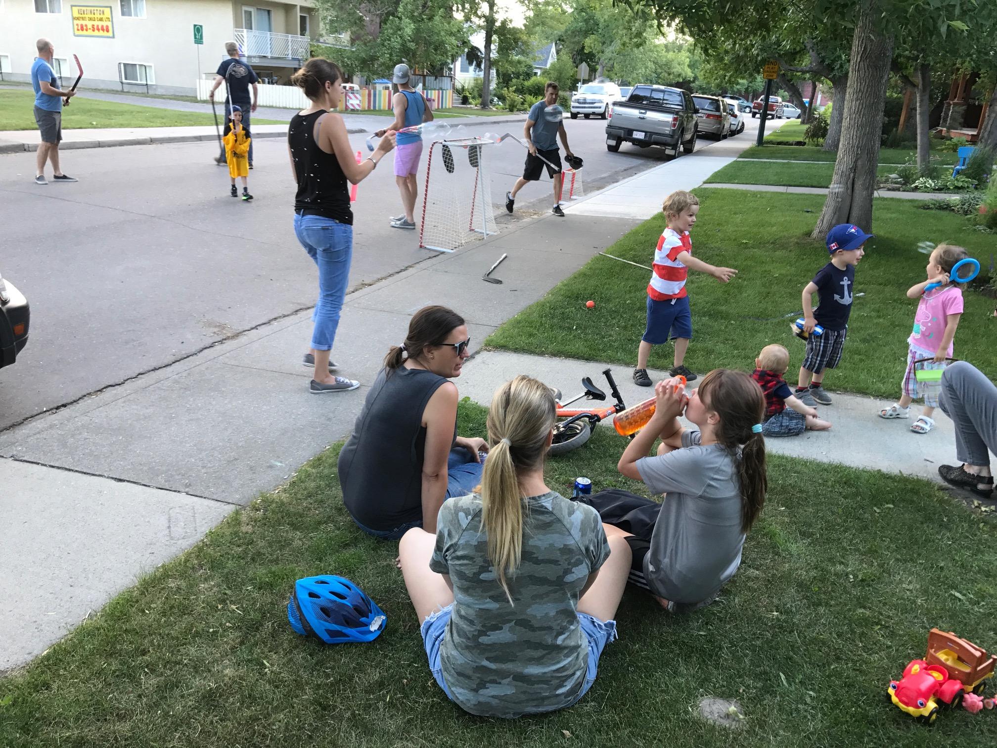 Street Party, Calgary