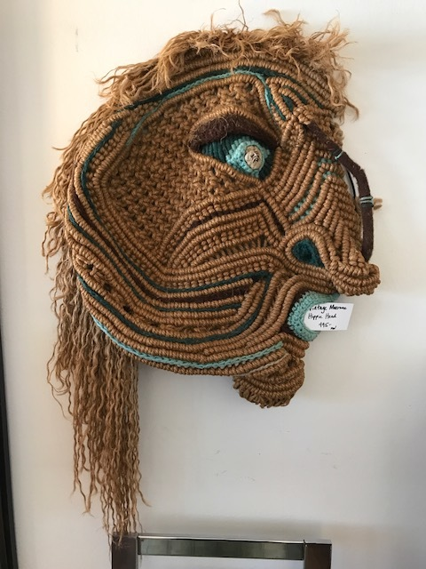 Hippy Mask, Palm Springs
