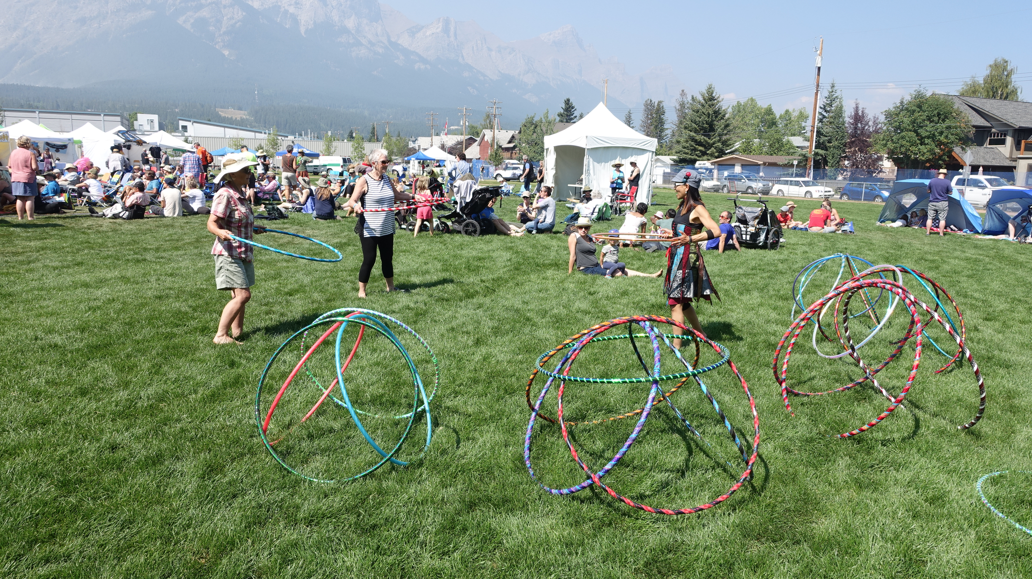 Hooped, Canmore