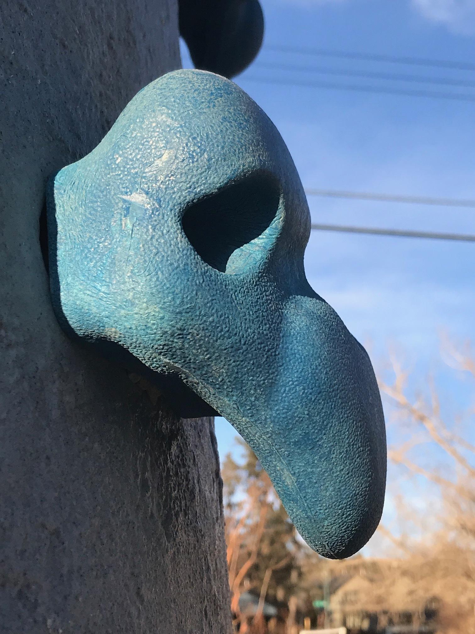 Blue Bird, Calgary