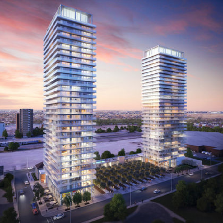 Lamb Corporation has plans for two towers along 11th Avenue and 5th St SE.