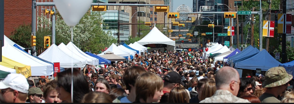 4th Street, Lilac Festival (photo credit: 4th St BIA)