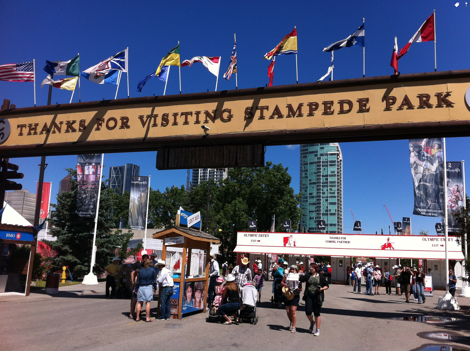 The next evolution of Stampede Park will be from restricted gated-community to an open community where people are free to walk, cycle and drive through like any other community in Calgary.