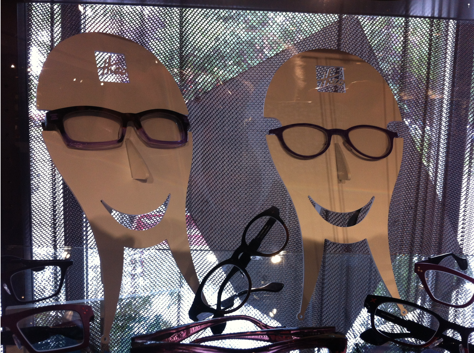 17th Avenue has some great eye glass shops like Eye Candy and Brass Monocle.