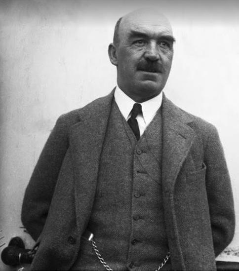 Alister MacKenzie, co-designer of Augusta National.