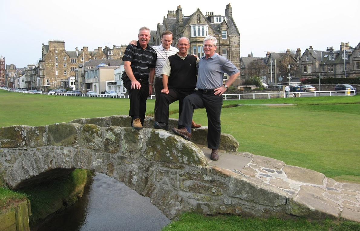 Memories of the Old Course, St. Andrews