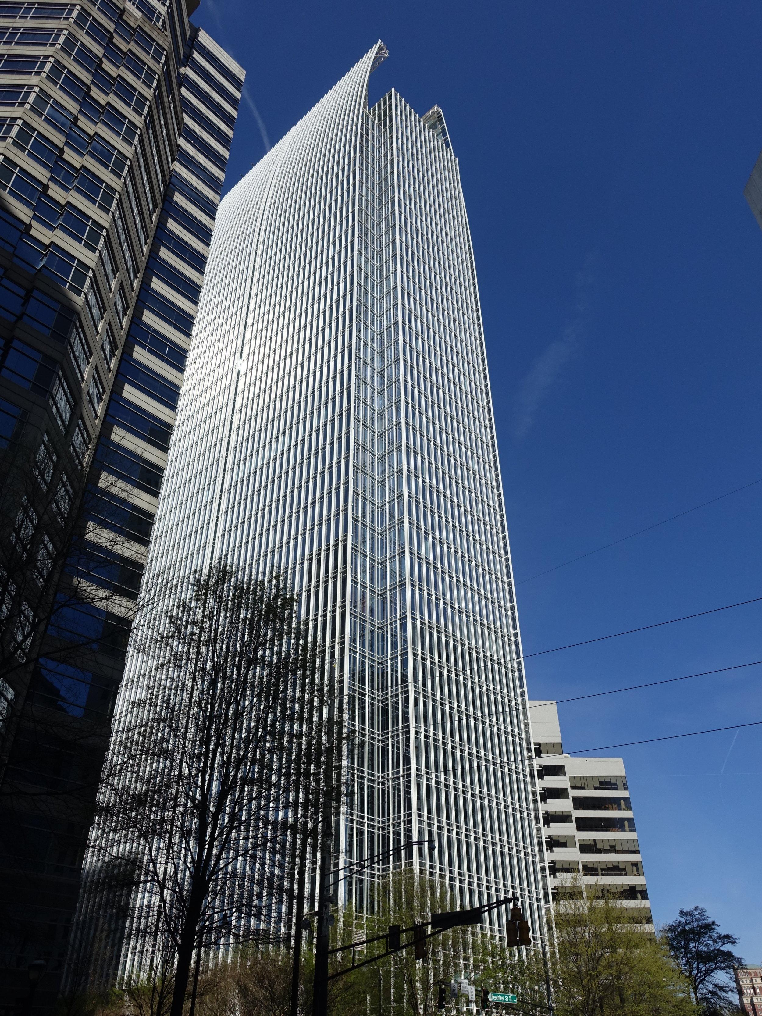 Atlanta's Symphony Tower.
