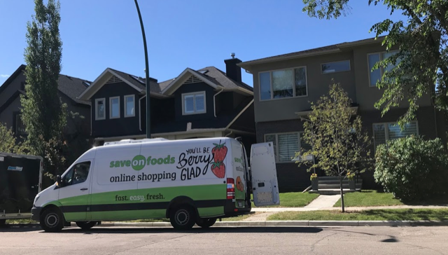Is the future of grocery shopping home delivery?
