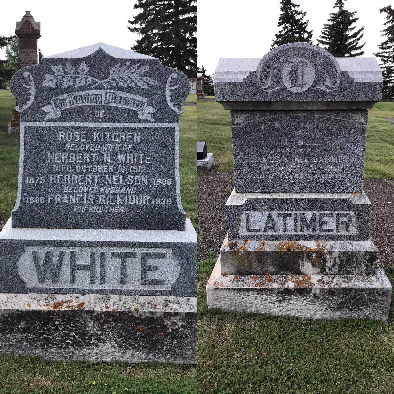 Went to explore a rock garden, found a cemetery and then this. Almost side by side were two similar graves one with my surname and one with that of our next door neighbour who we are very close to. Yikes….