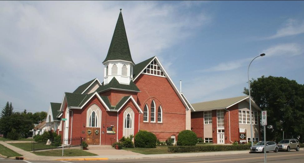 Lacombe United Church