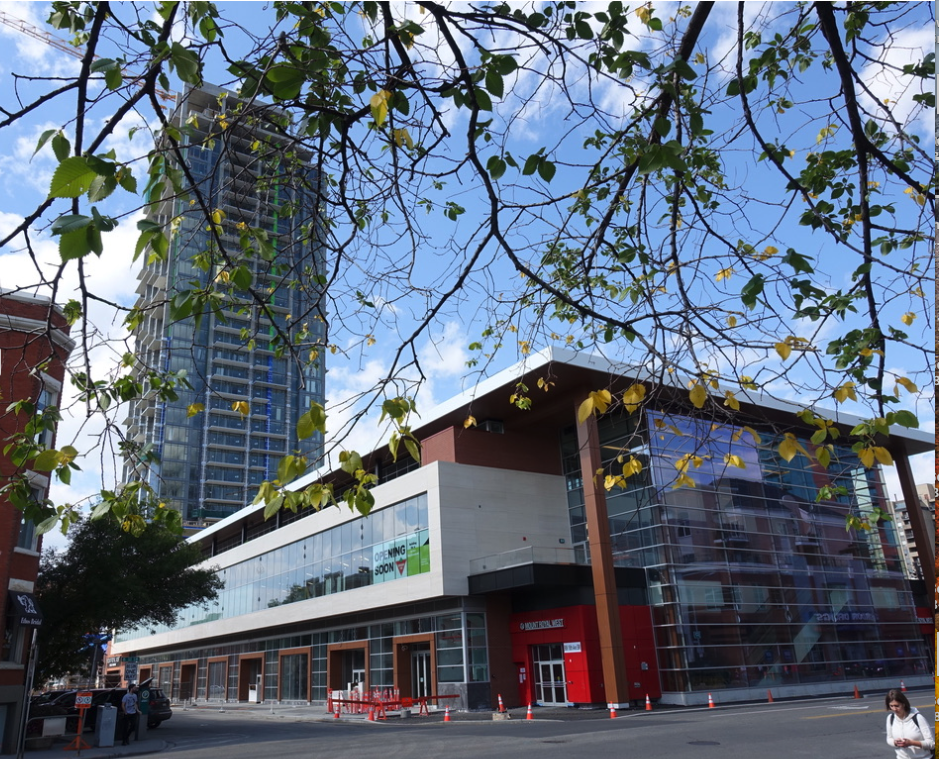 The new Canadian Tire and Urban Fare stores on the Beltline's 8th St promenade adds to the many new urban living amenities added to the community over the past 10+ years.