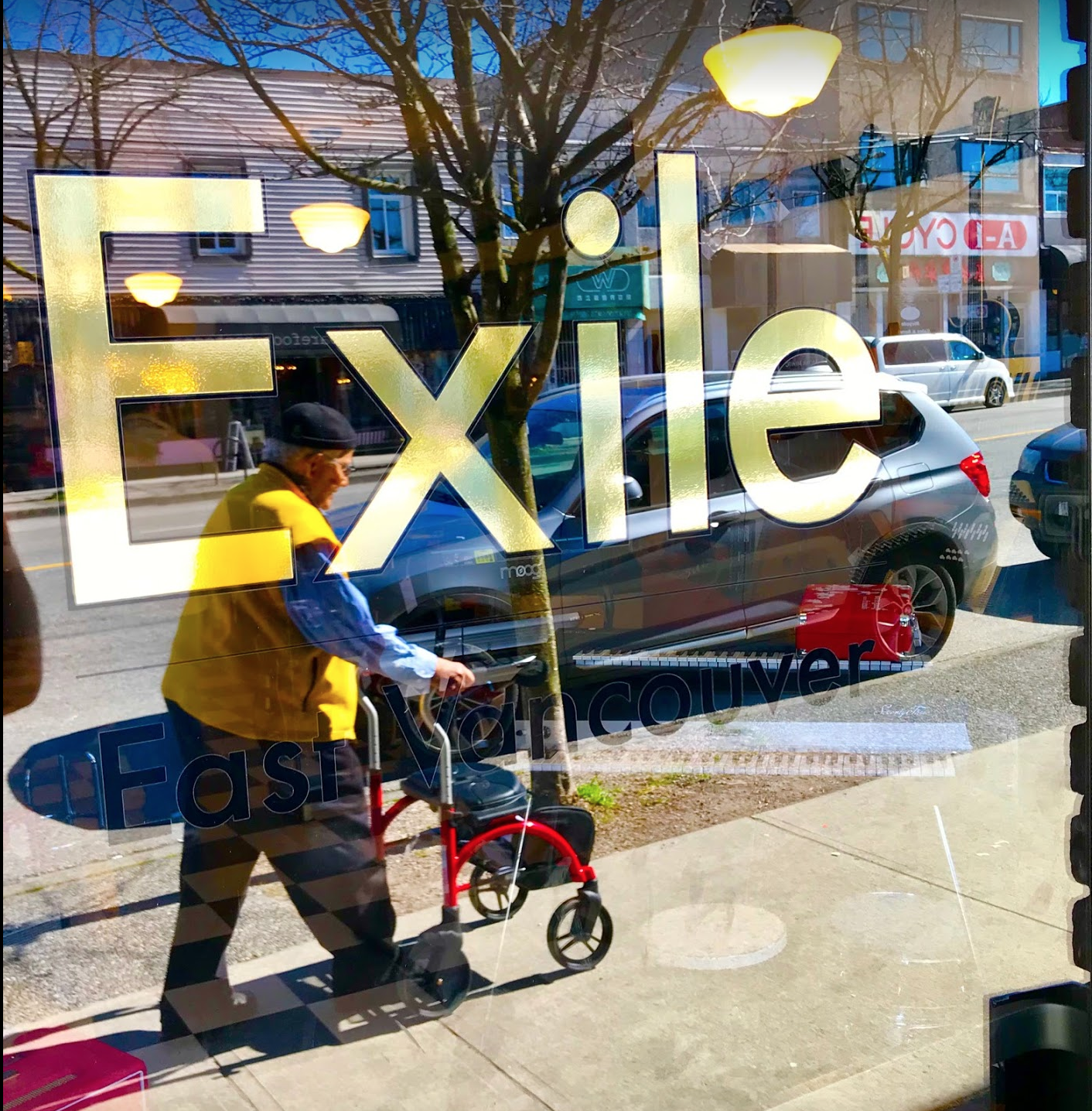 Yes there is even an Exile on Main Street in Vancouver….