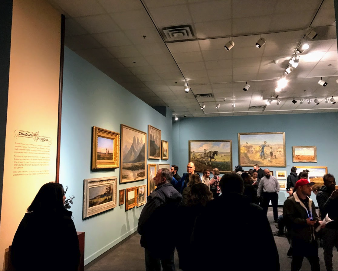Glenbow Museum Free First Thursday Nights