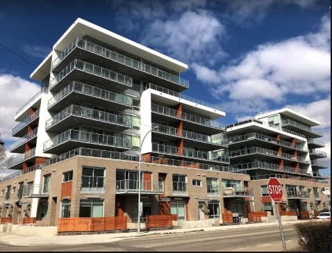 Funky new condos are popping up everywhere in and around Kensington Village.