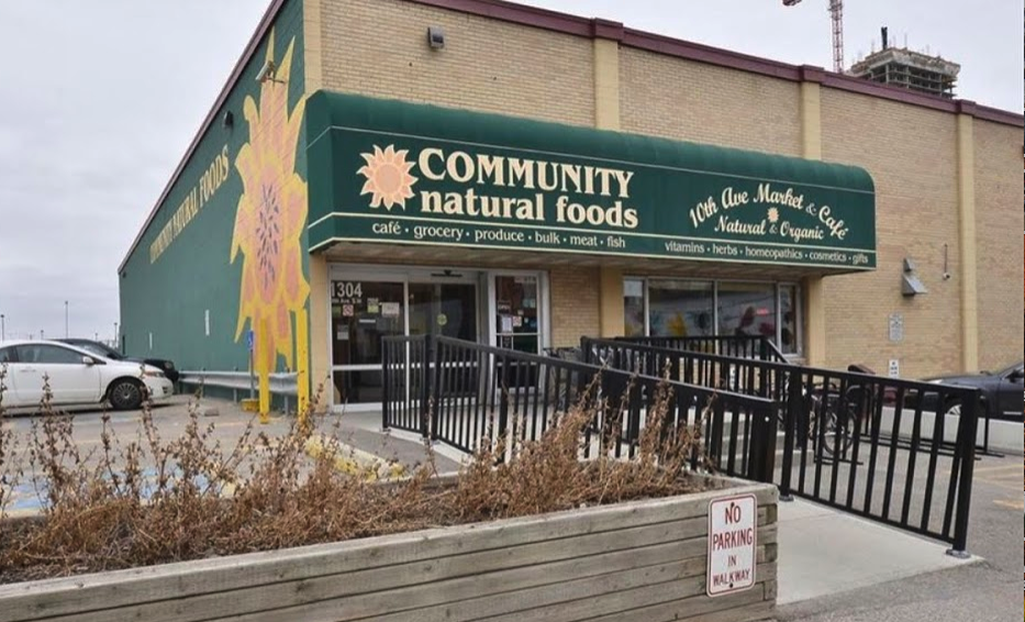 While the Beltline may not have as many grocery stores at the West End it has two major grocery stores as well as several specialty grocers like Community Natural Foods.