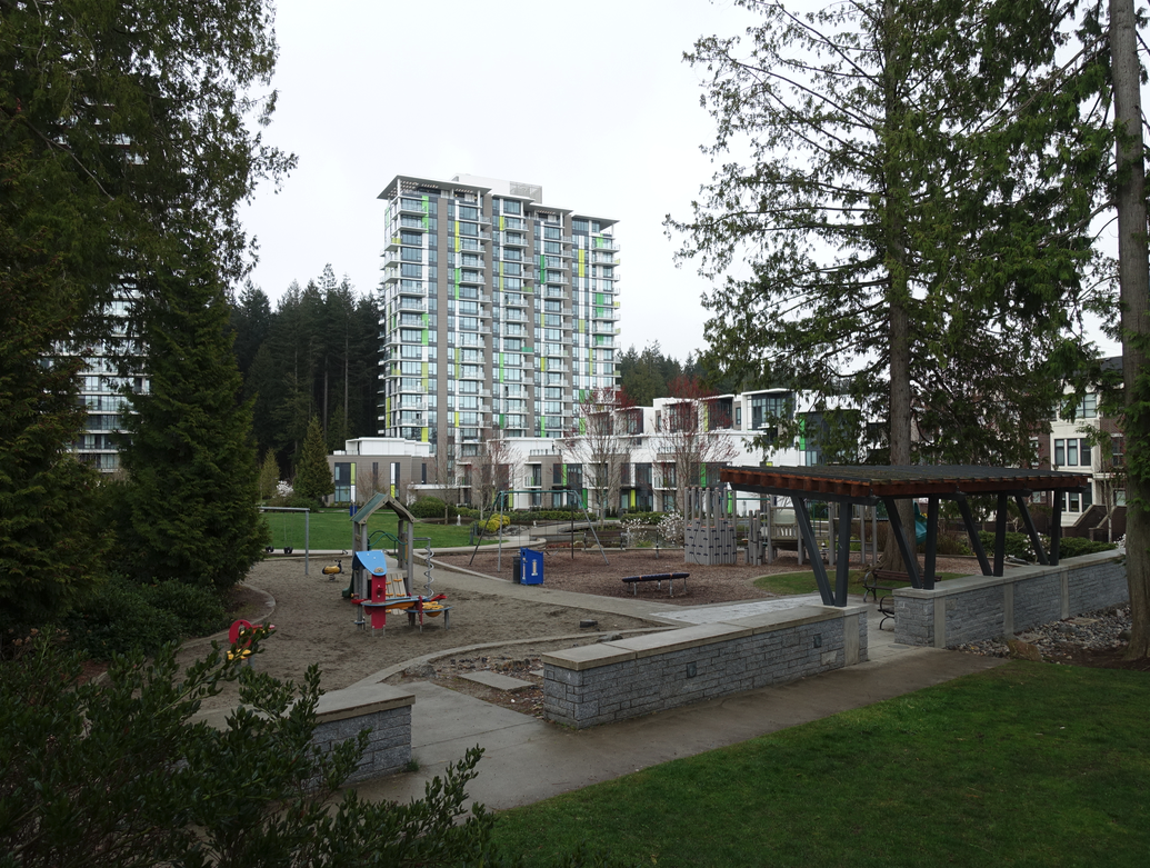 Wesbrook is a child-friendly community.
