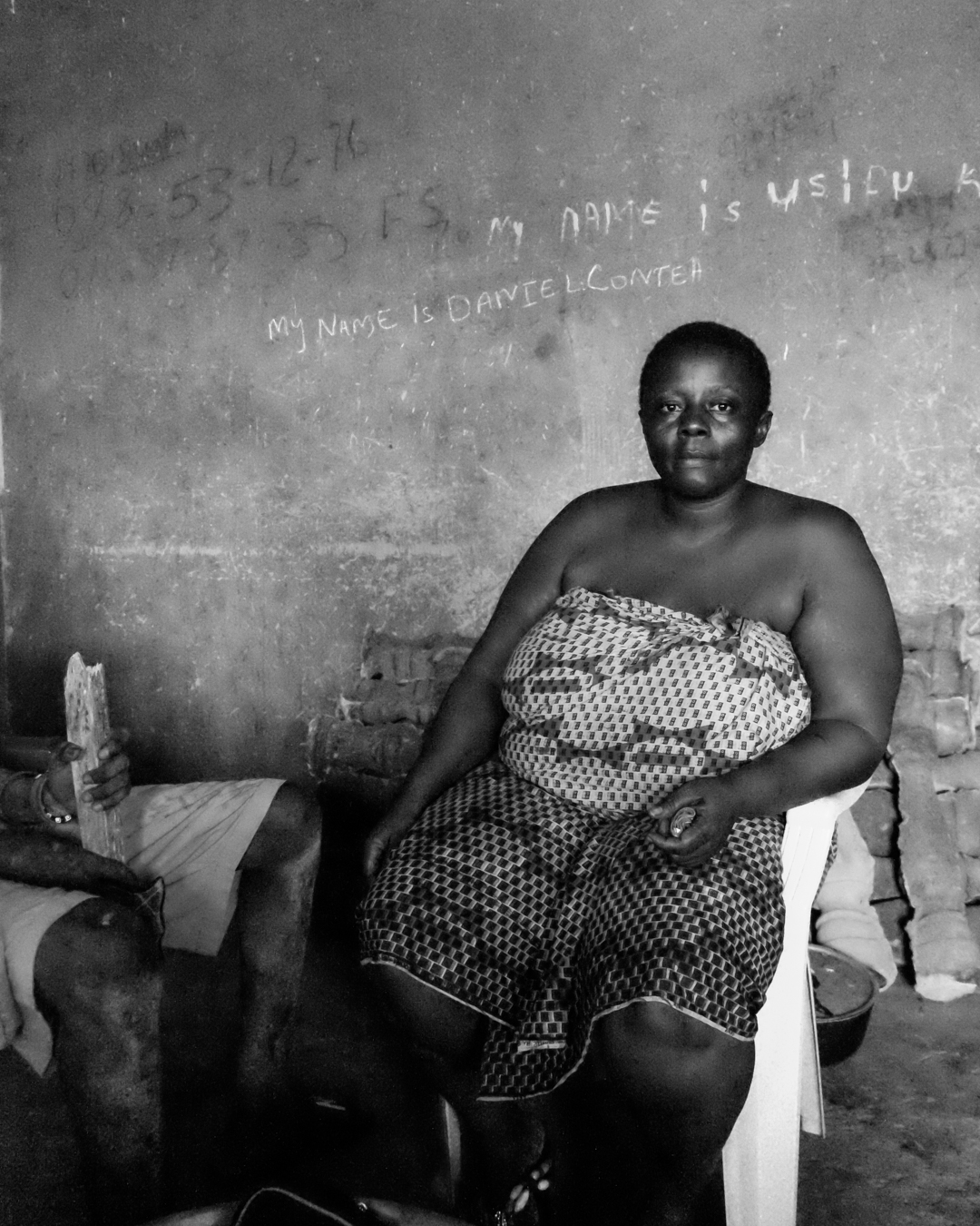Daniel's Mother, Makeni, Sierra Leone