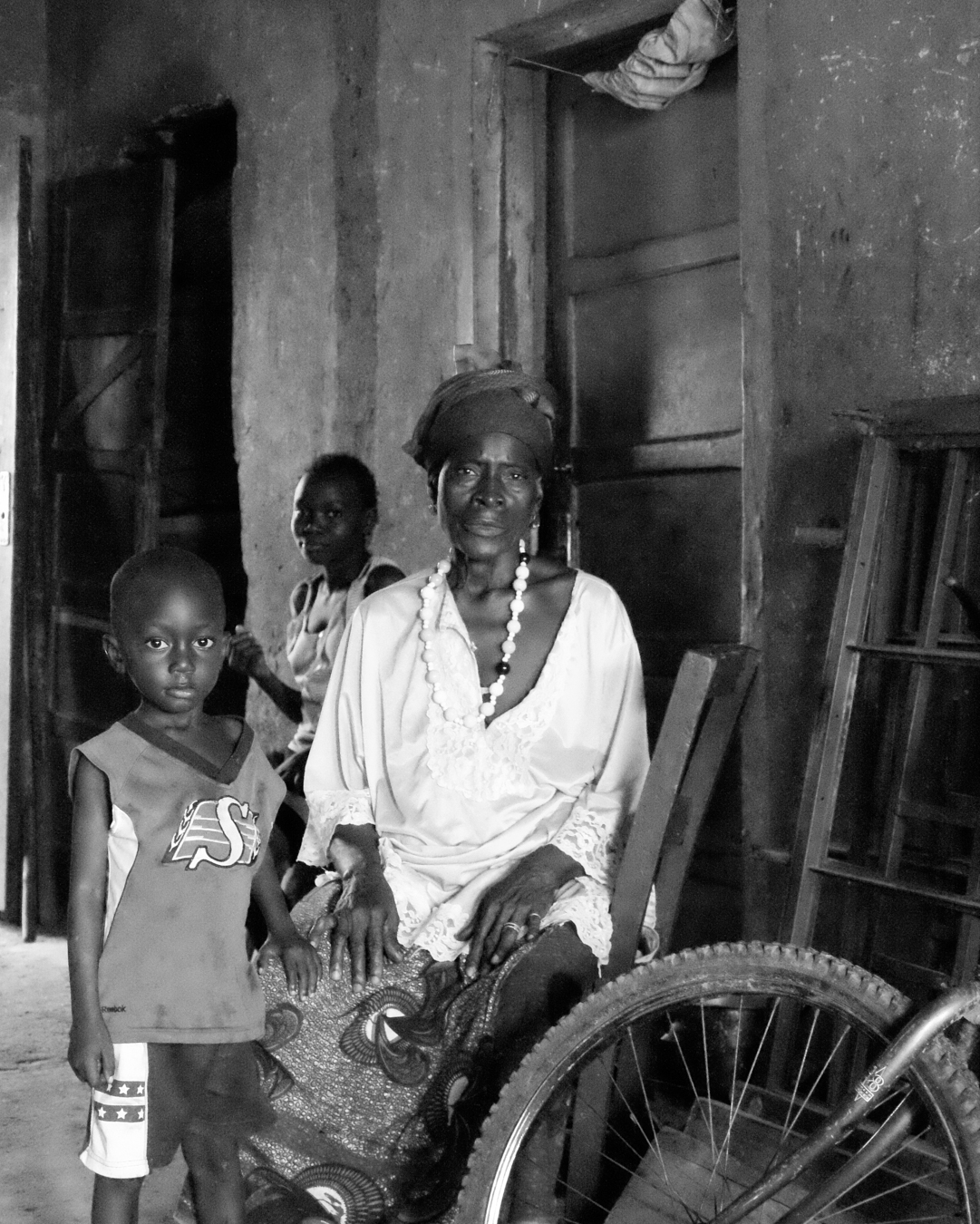 Daniel's Family, Makeni, Sierra Leone
