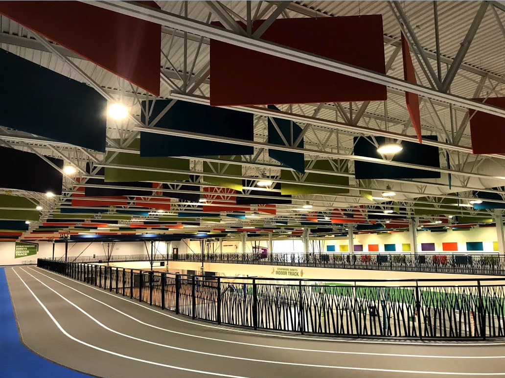 Could it become a multi-use field house like this one in Strathmore?
