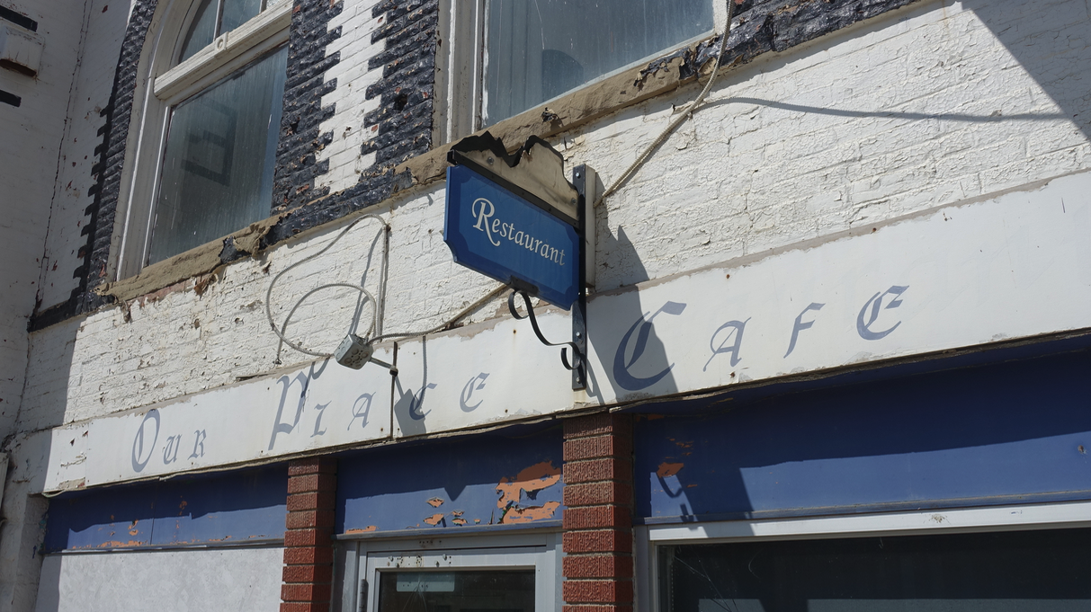 What a great name for a cafe….