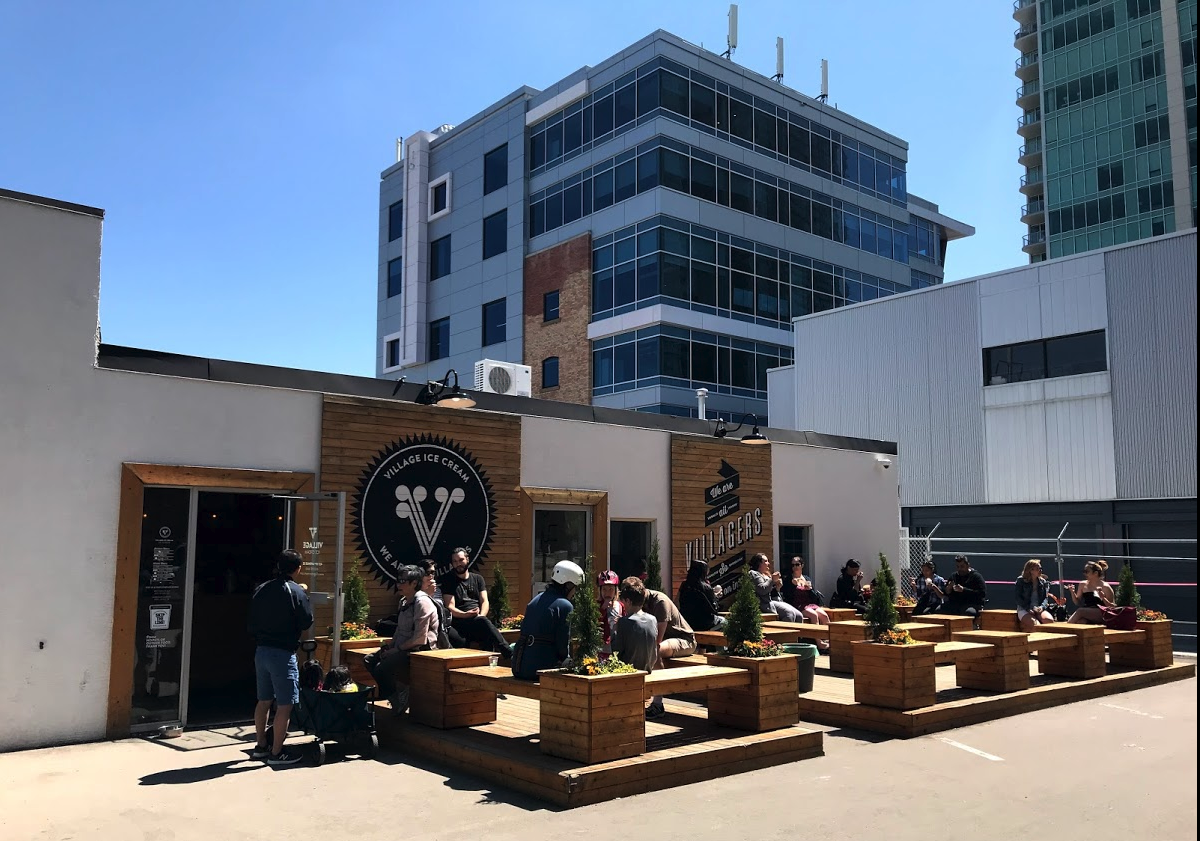 There are dozens of fun places to hang out with friends in Calgary's City Centre without going to Stephen Avenue Walk.