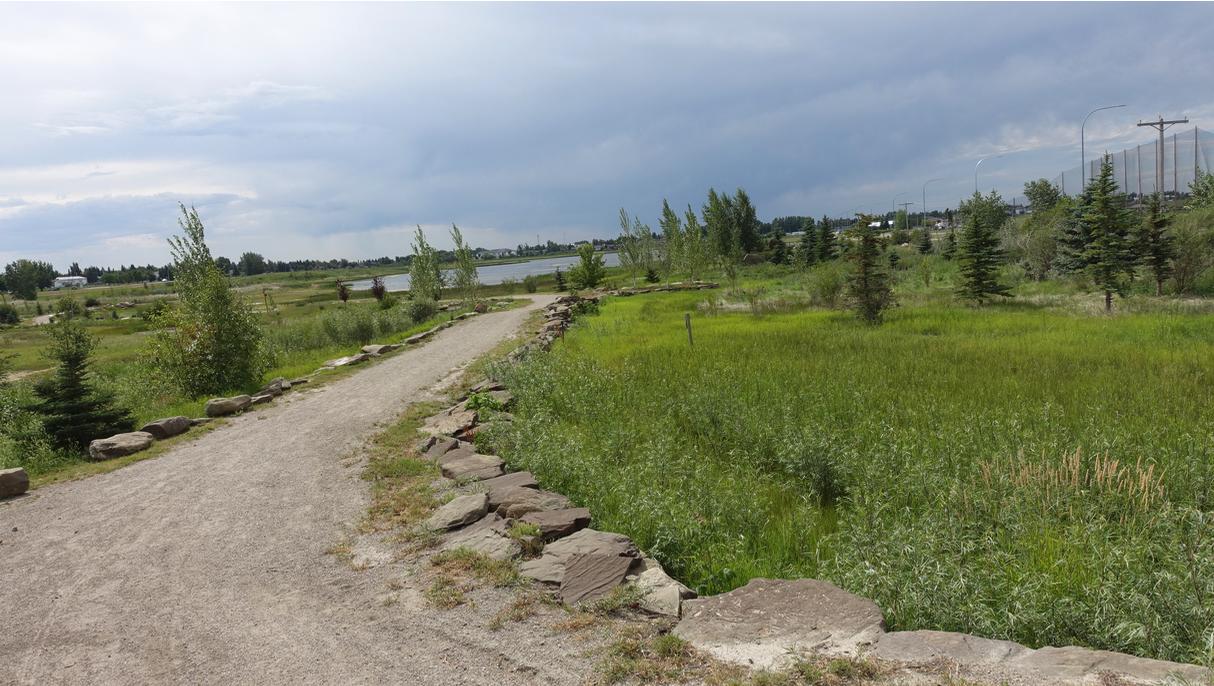 Strathmore is home to 100 acres of parks and 23 km of multi-use pathways