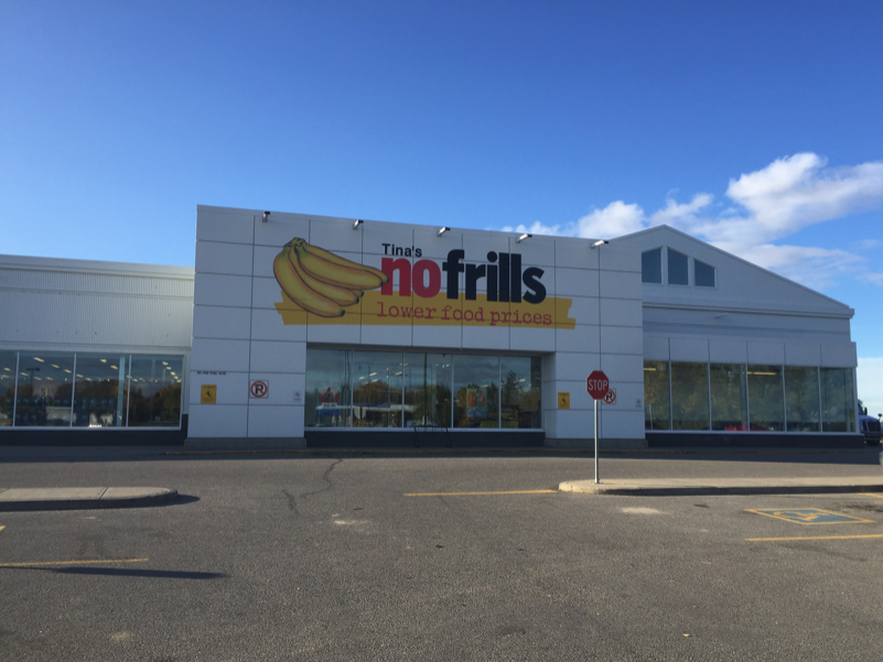 Imagine having four major grocery stores just minutes away.