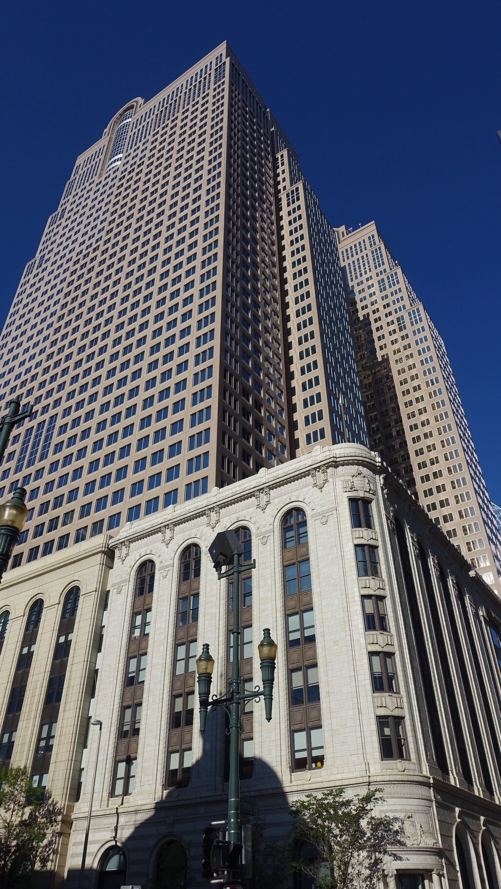 Hollinsworth Building & Bankers Hall