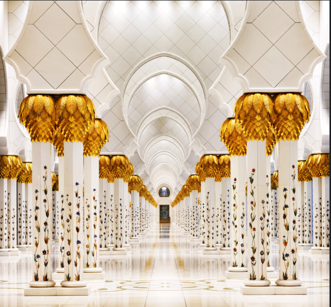Dubai's Grand Mosque: Grand Bur Dubai Masjid