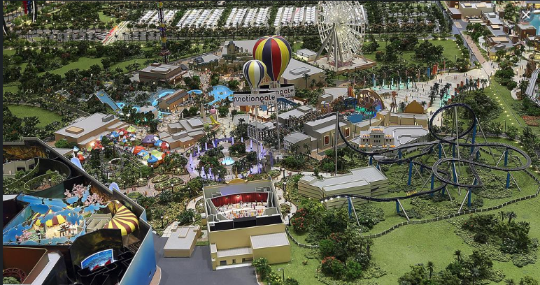 Dubai's Park & Resorts