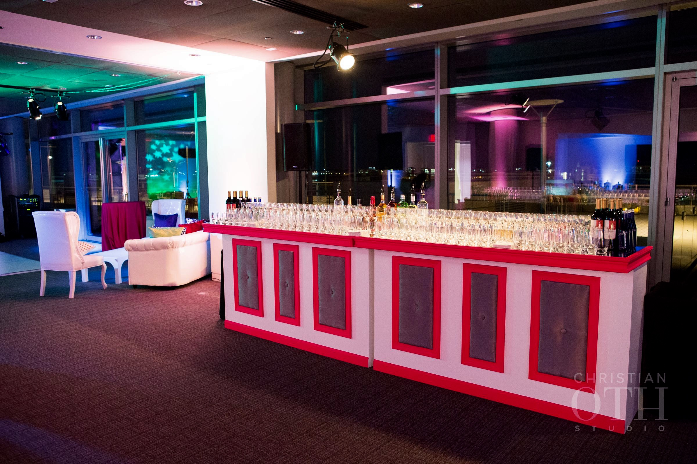 AFTER PARTY CUSTOM BAR