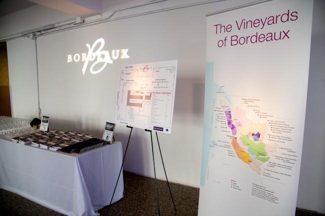 BORDEAUX VINEYARD MAP