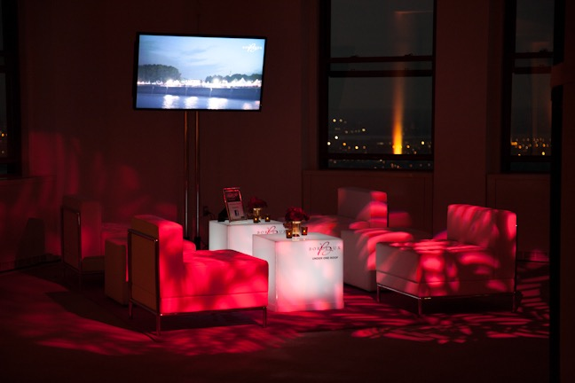 """""""RED"""" LOUNGE"""