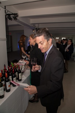 STUDYING THE WINE NOTES