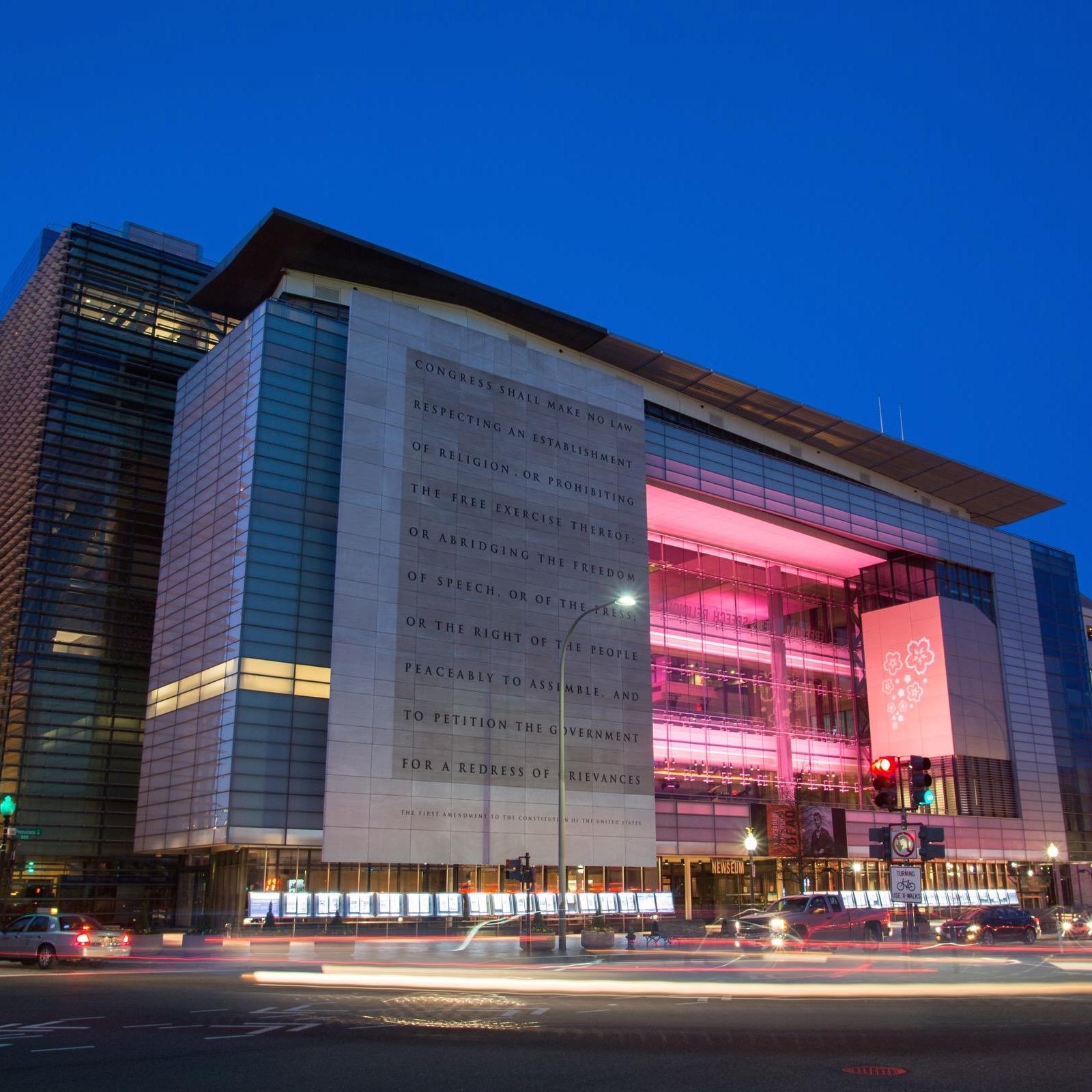 NEWSEUM Washington, DC