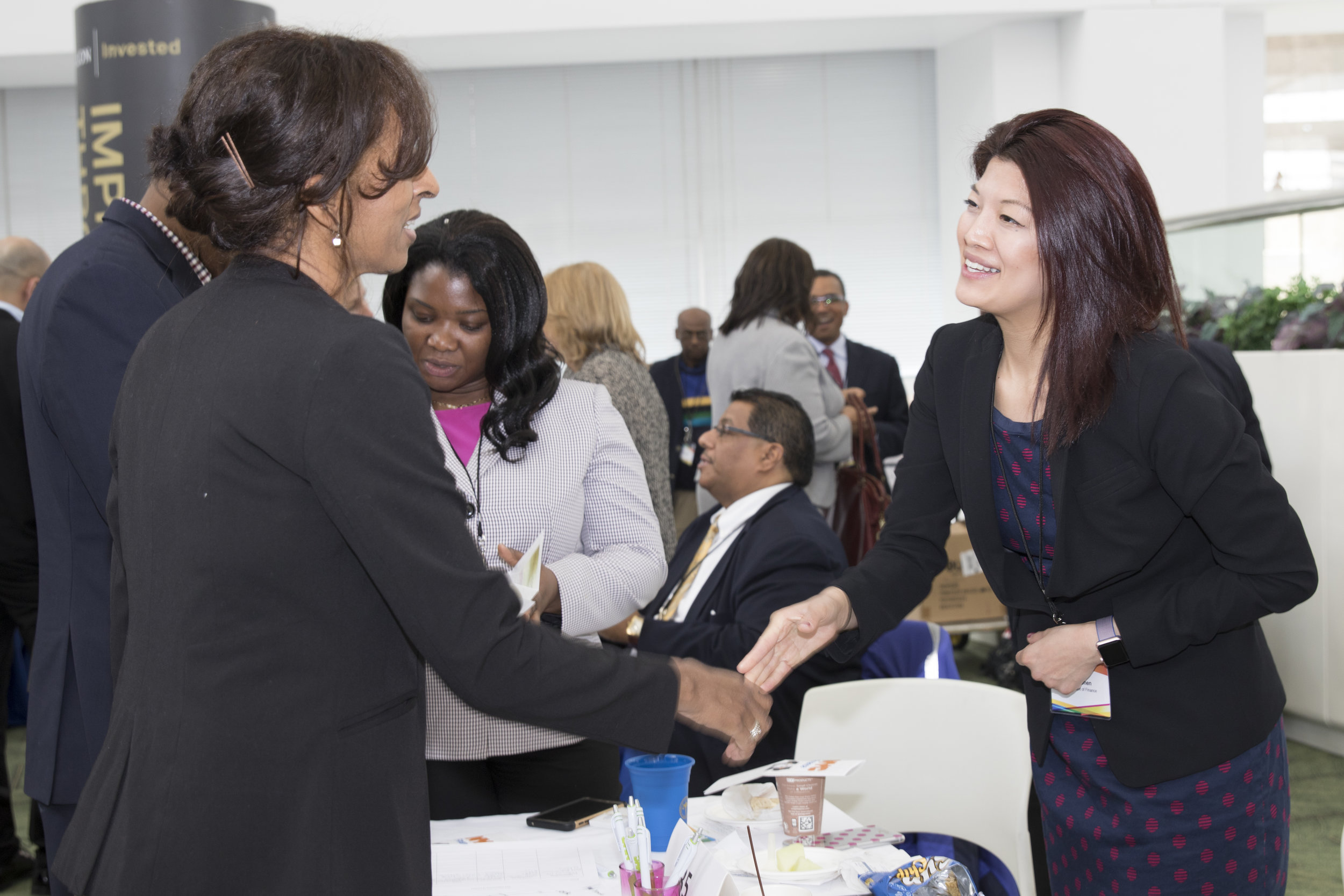 Women owned business connections