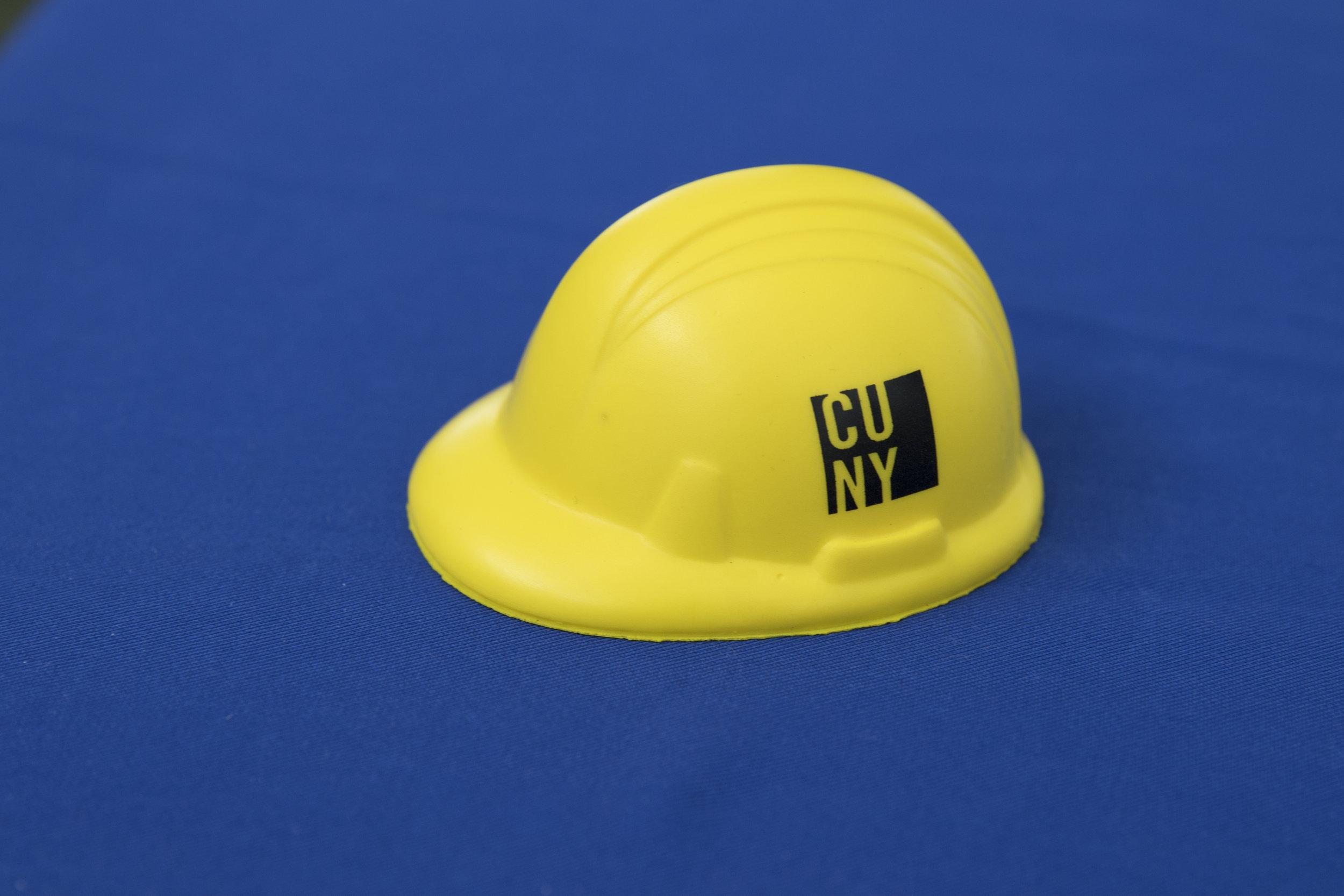 CUNY stress helmet
