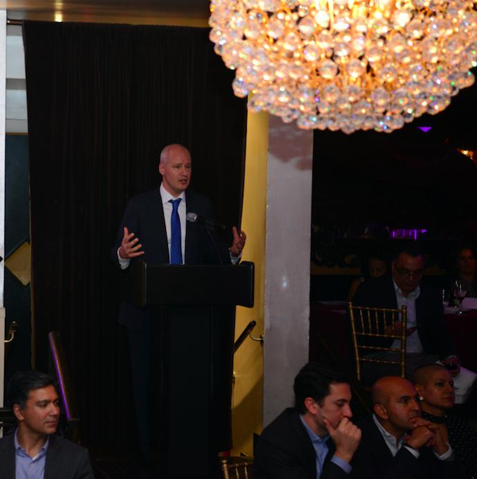 Keynote speech by Ambassador Peter Wilson