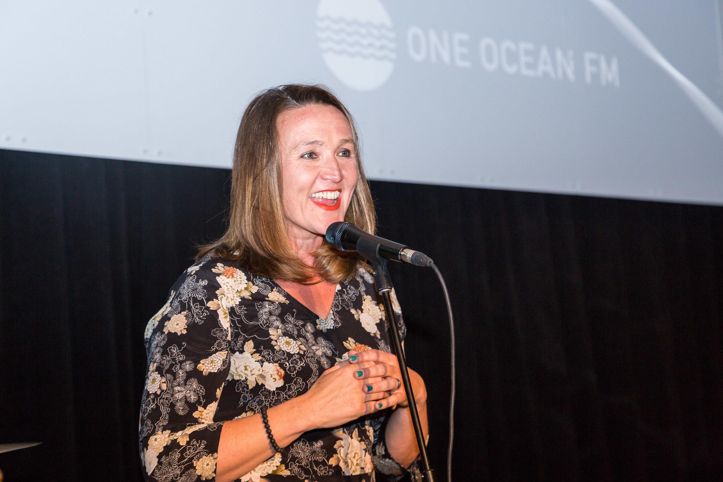 GAIL GALLIE LAUNCHES ONE OCEAN FM