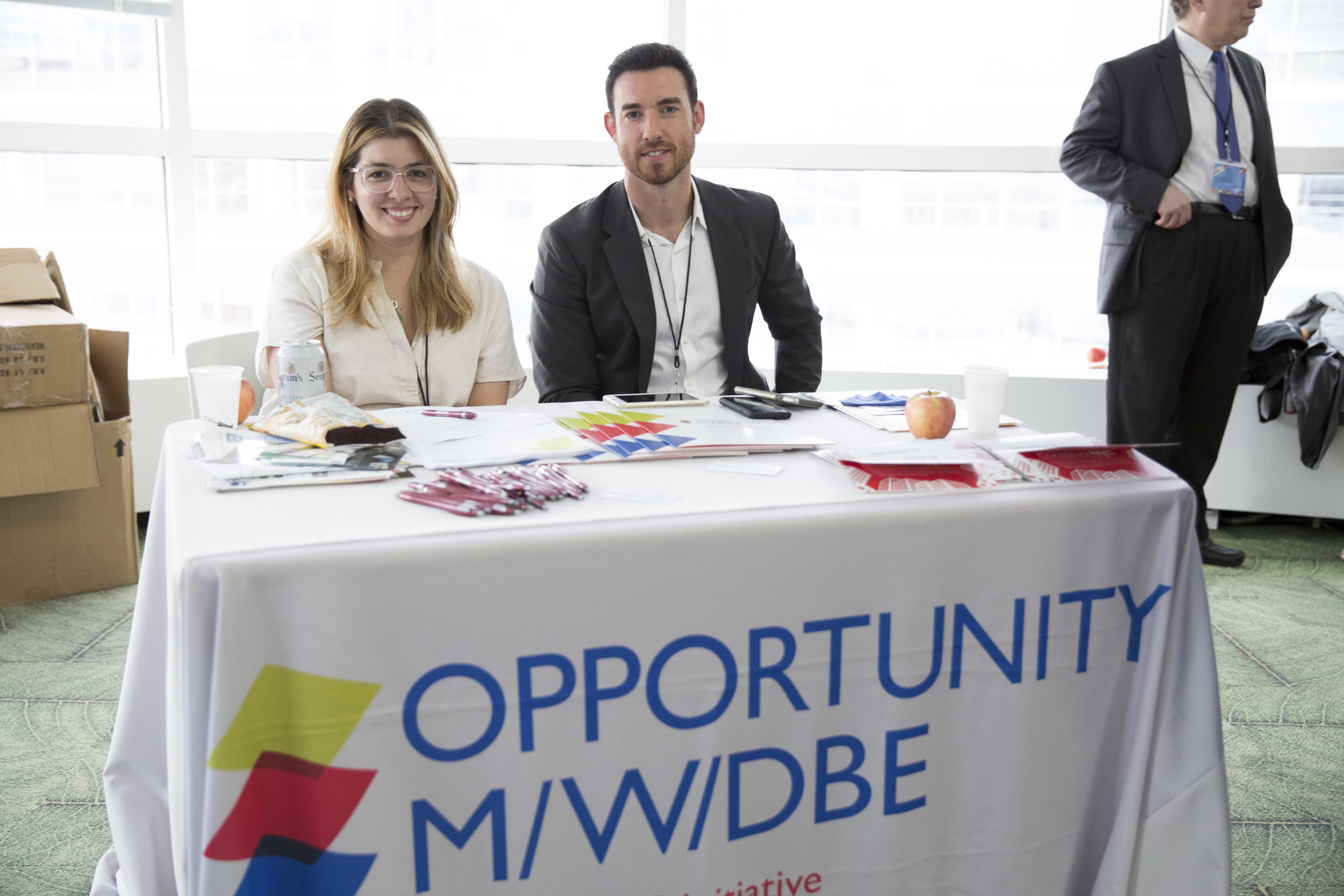 OPPORTUNITIES FOR M/WBES