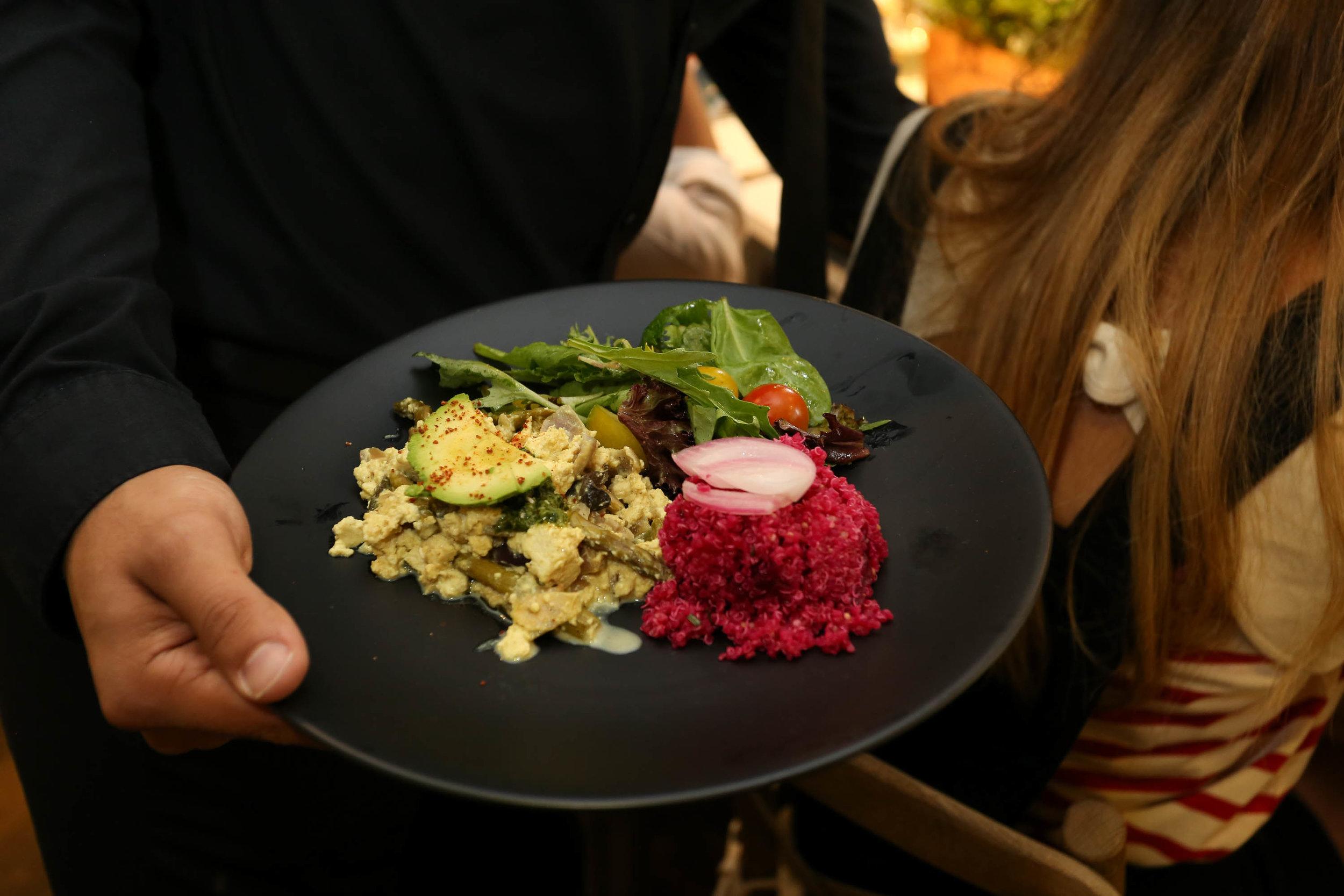 Vibrant vegetable medley