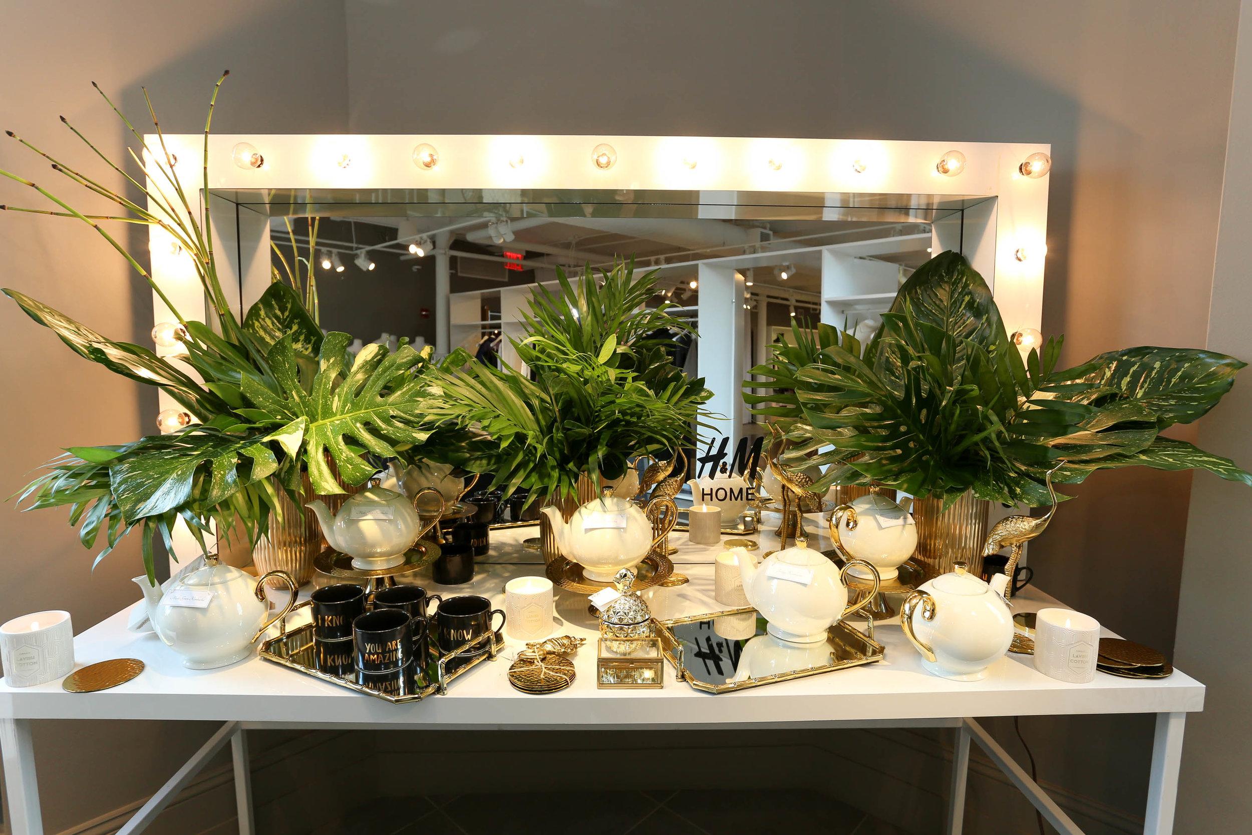 H&M vanity insallation