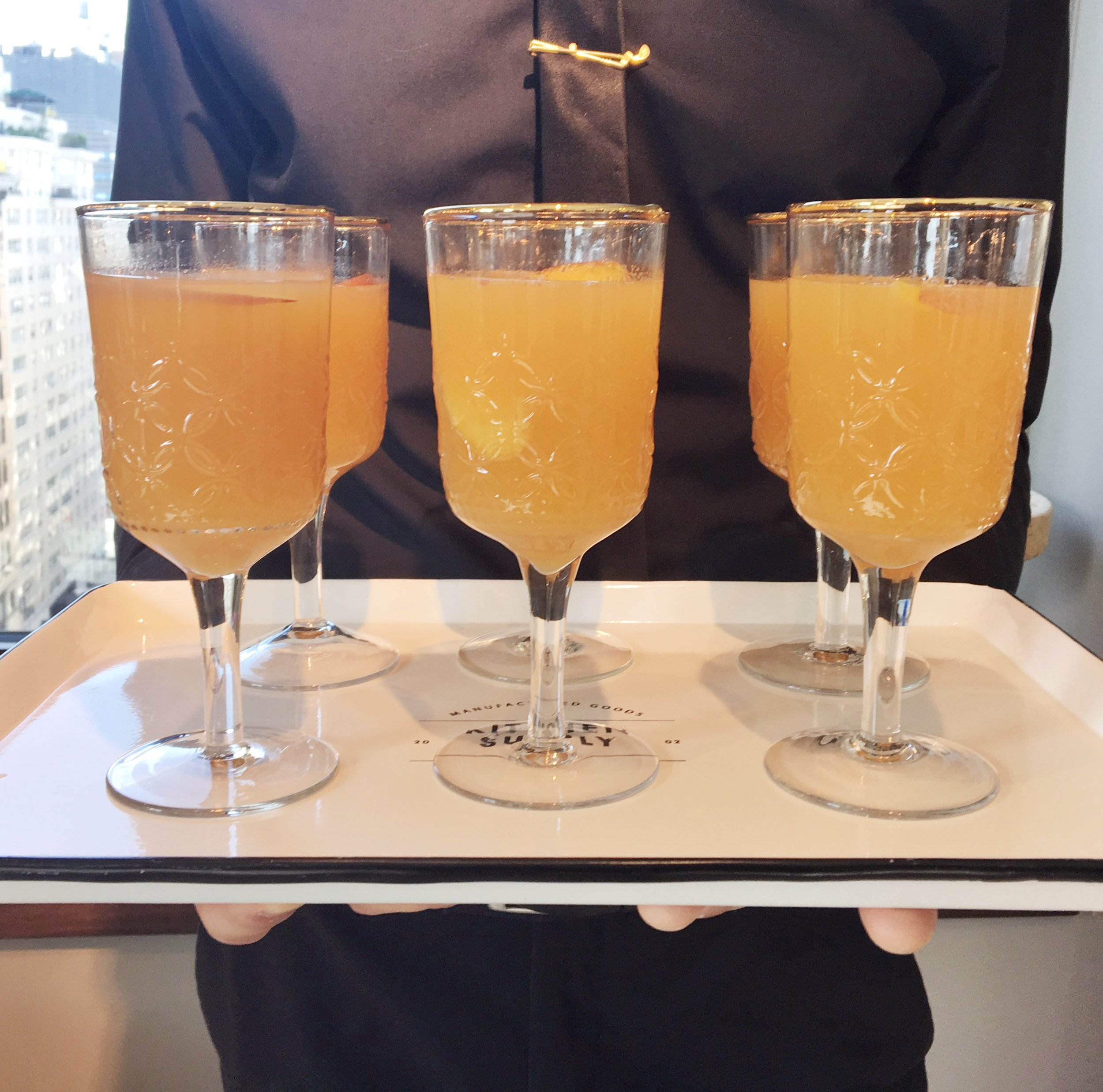 Welcome Bellinis