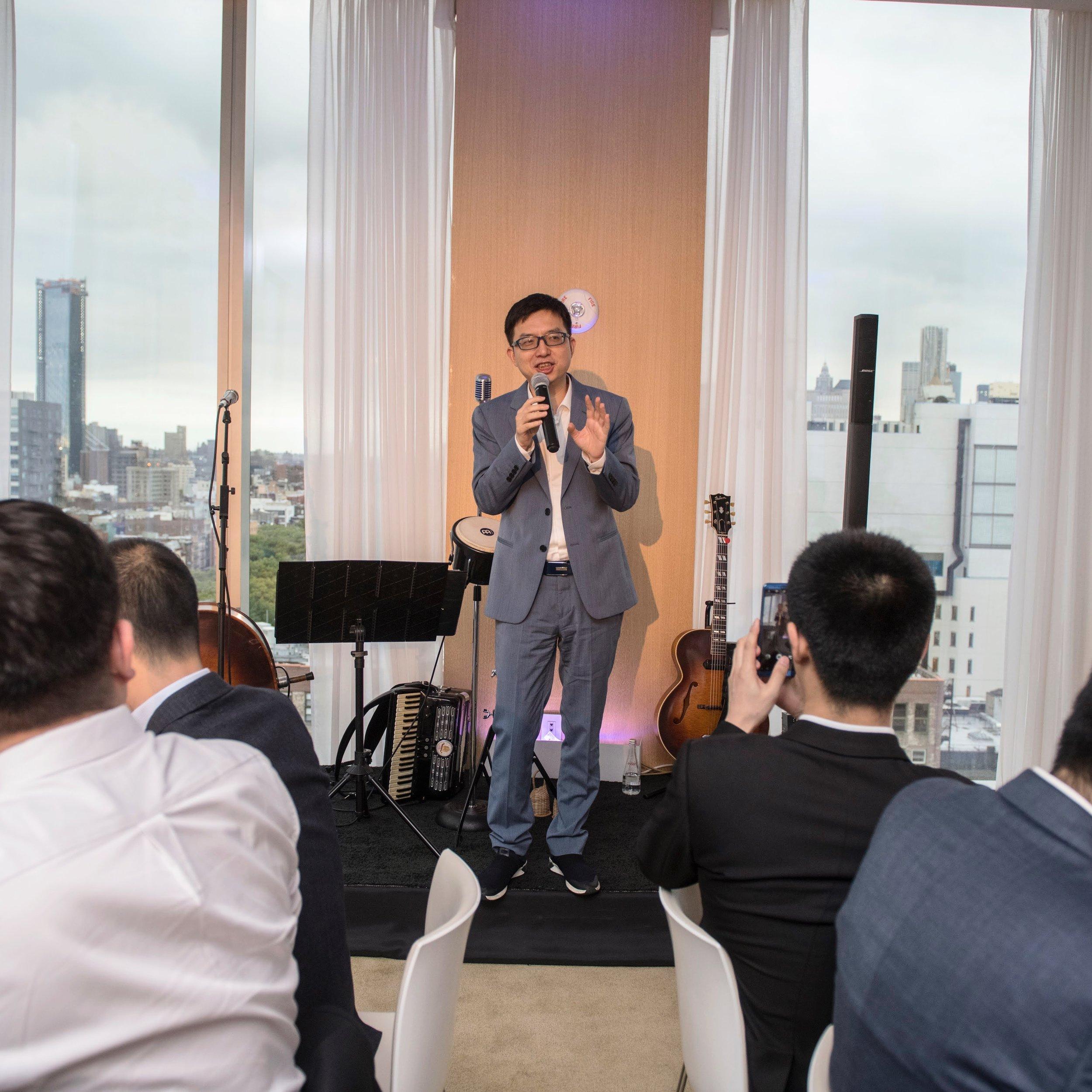 Qutoutiao CEO Speech