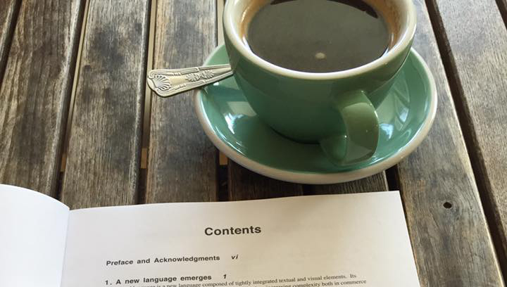 Coffee and a book…