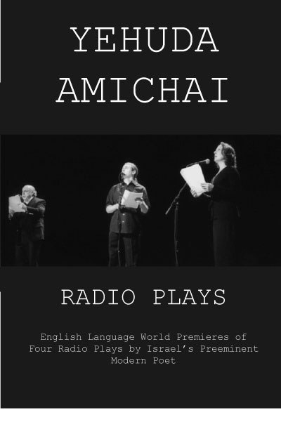 Yehudi Amichai Radio Plays