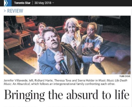 The Toronto Star Print Edition, May 30, 2018