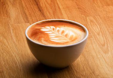 Latte Art - Rosetta