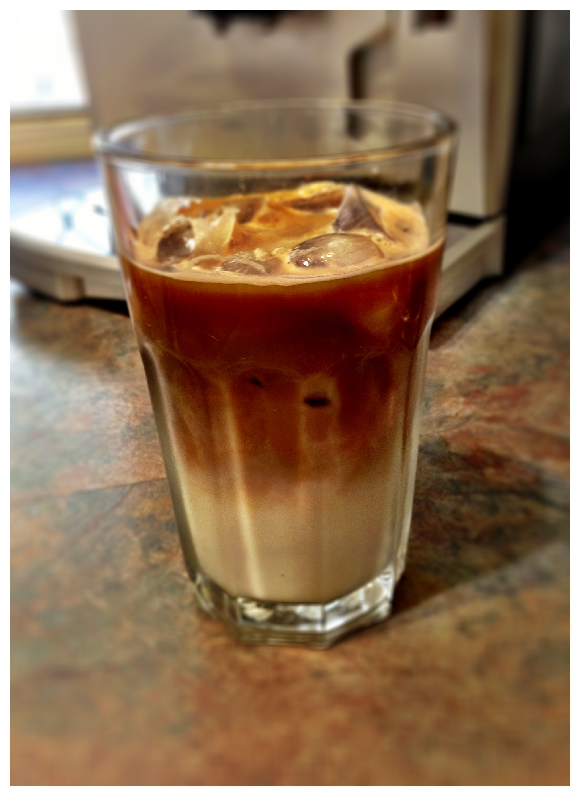 Prepared Iced Latte